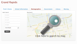 Grand Rapids Infomation and Home Search